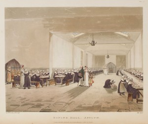 005 - Dining Hall, Asylum
