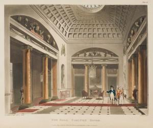 015 - The Hall, Carlton House
