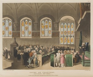 022 - Court of Chancery, Lincolns Inn Fields