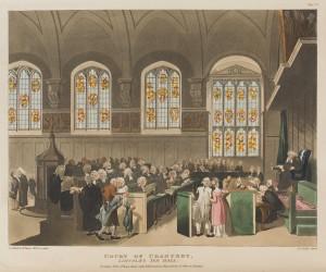 022 - Court of Chancery, Lincolns Inn Fields
