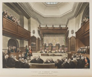 023 - Court of Common Pleas, Westminster Hall