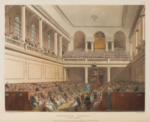 037 - Foundling Hospital, The Chapel