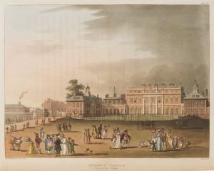 065 - Queens Palace, St Jamess Park