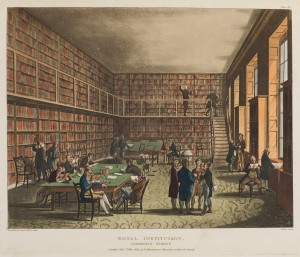 068 - Royal Institution, Albermarle Street