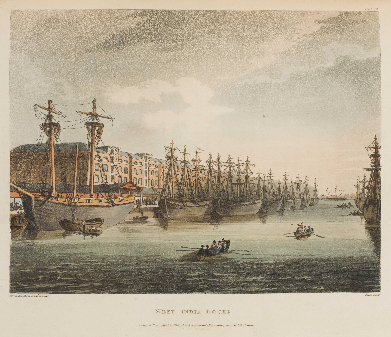 092 - West India Docks
