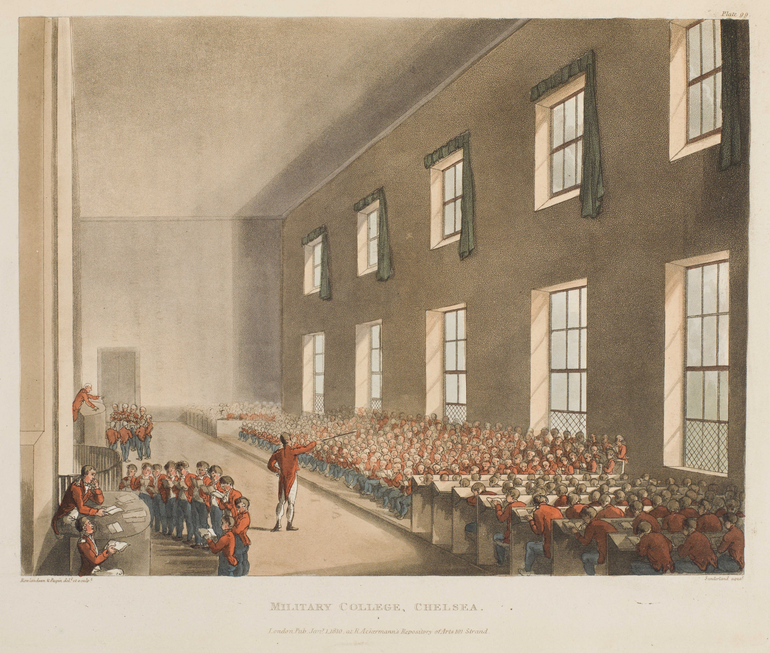 099 - Military College, Chelsea