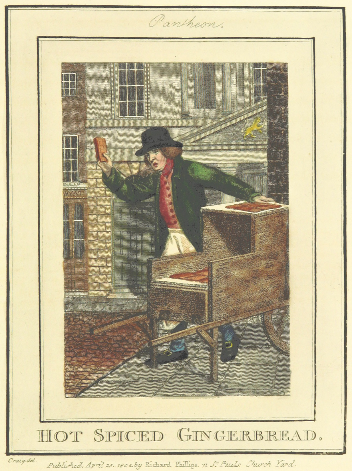 Phillips(1804)_p609_-_Pantheon_-_Hot_Spiced_Gingerbread