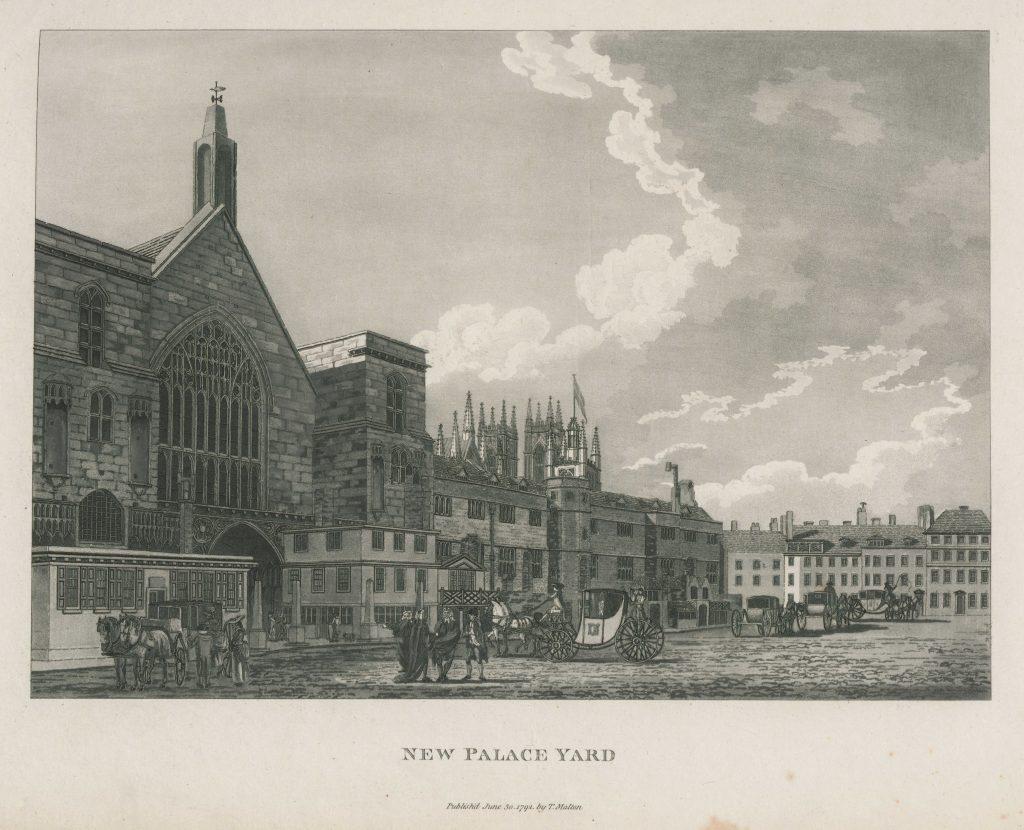 003 - Malton - New Palace Yard