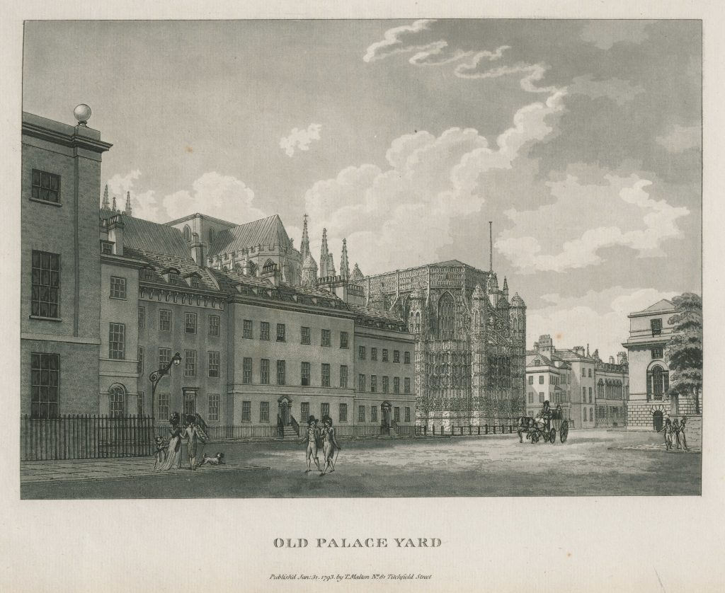 005 - Malton - Old Palace Yard