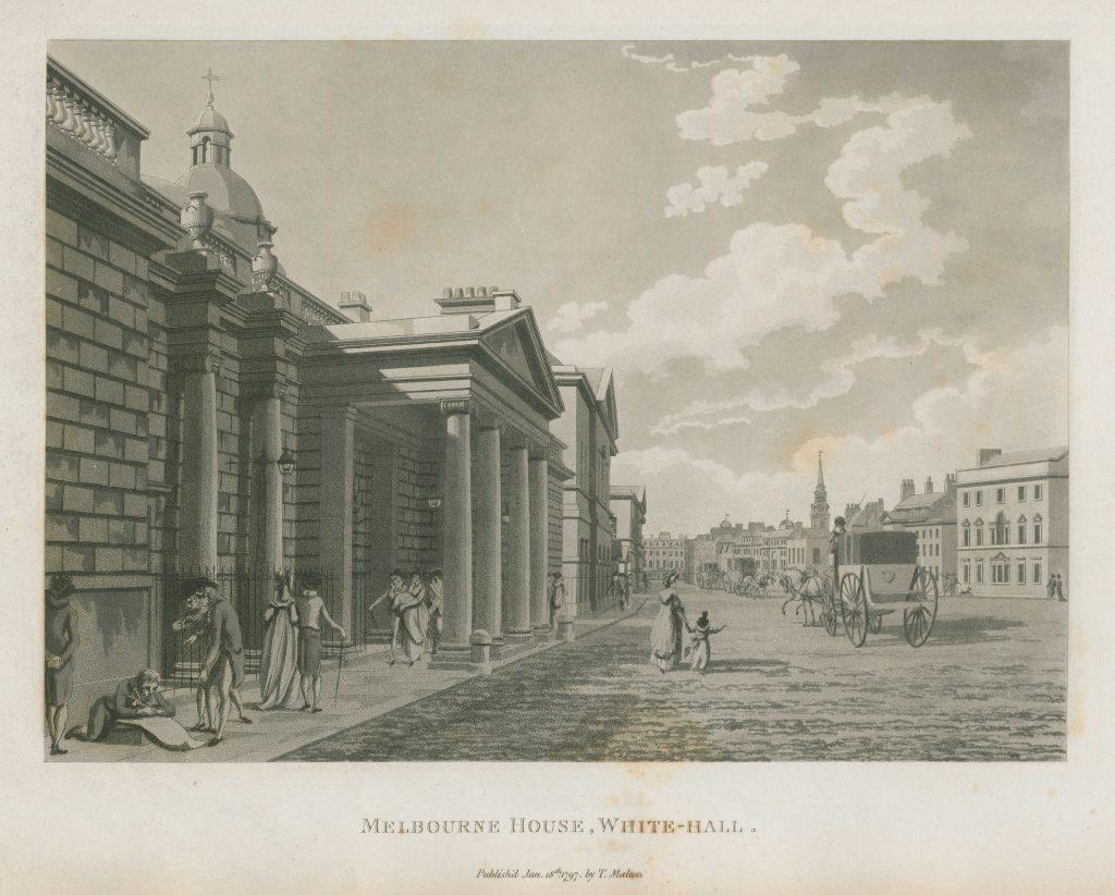 013 - Malton - Melbourne House, White-Hall