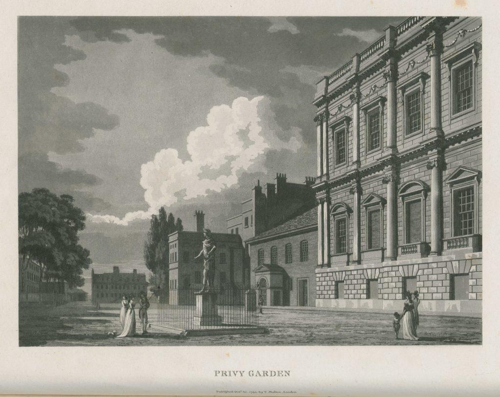 014 - Malton - Privy Garden