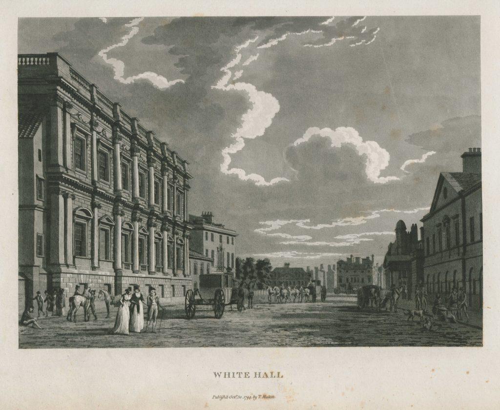 015 - Malton - White Hall
