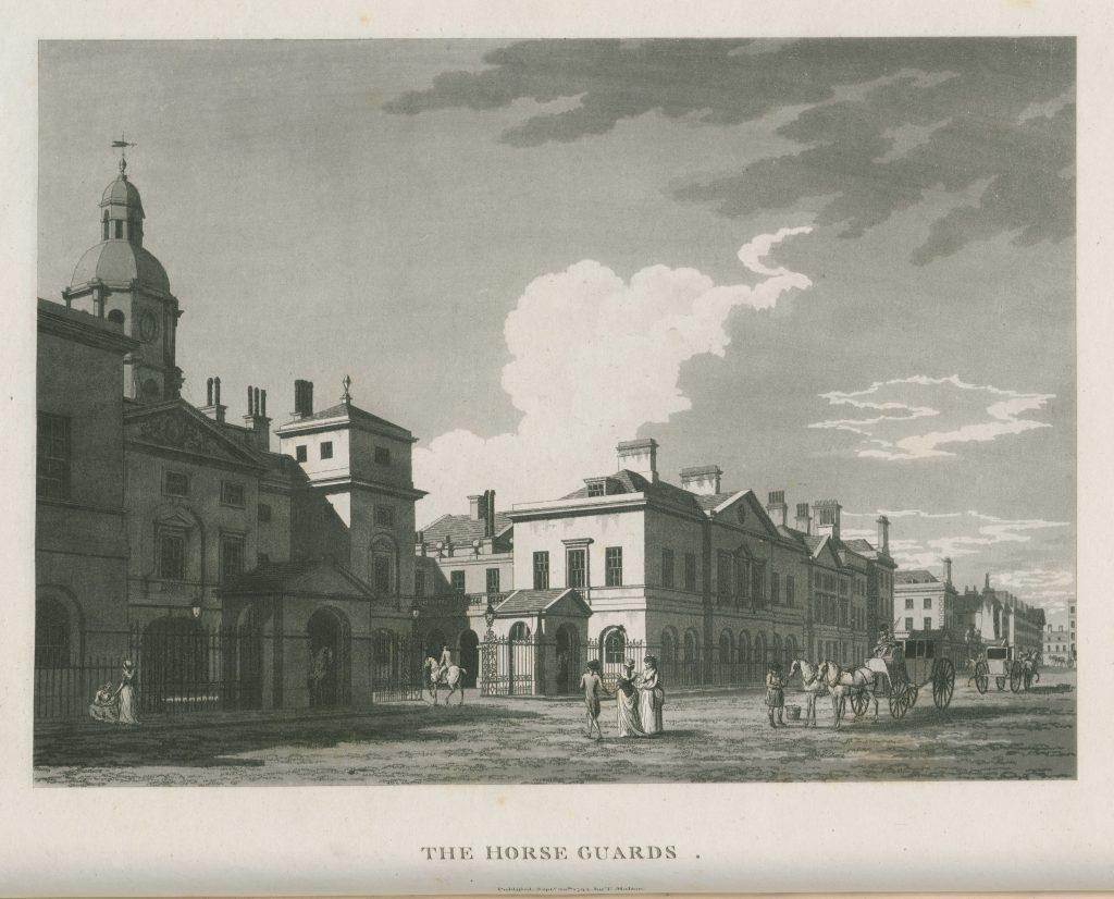 016 - Malton - The Horse Guards