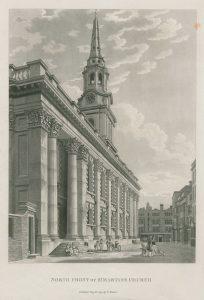 024 - Malton - North Front of St Martins Church
