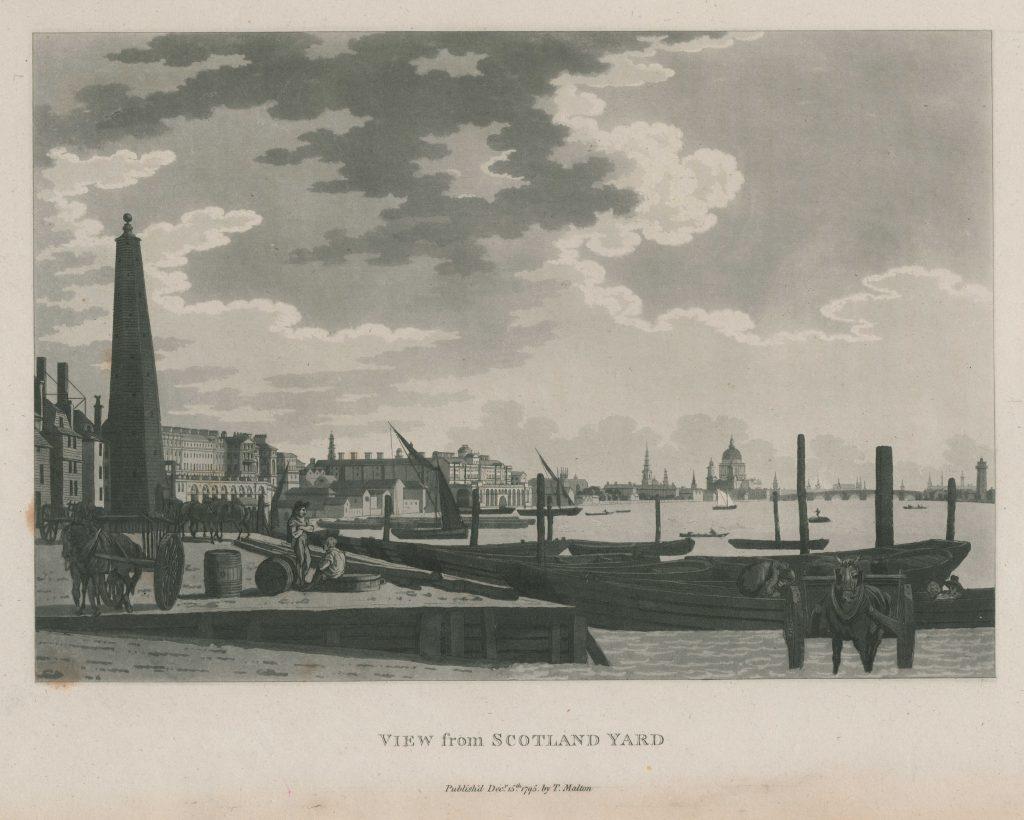027 - Malton - View from Scotland Yard