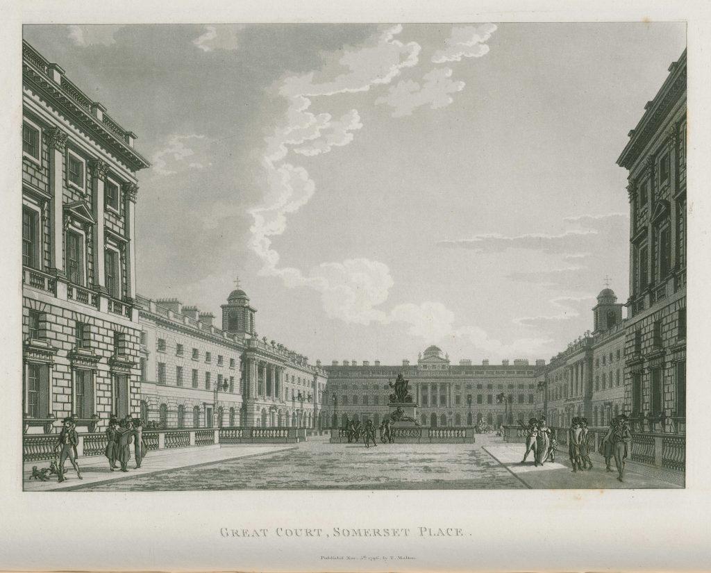 038 - Malton - Great Court, Somerset Place