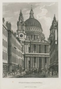 049 - Malton - St Paul's from Ludgate Hill