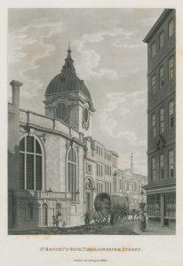 070 - Malton - St Bennet's Fink, Threadneedle Street