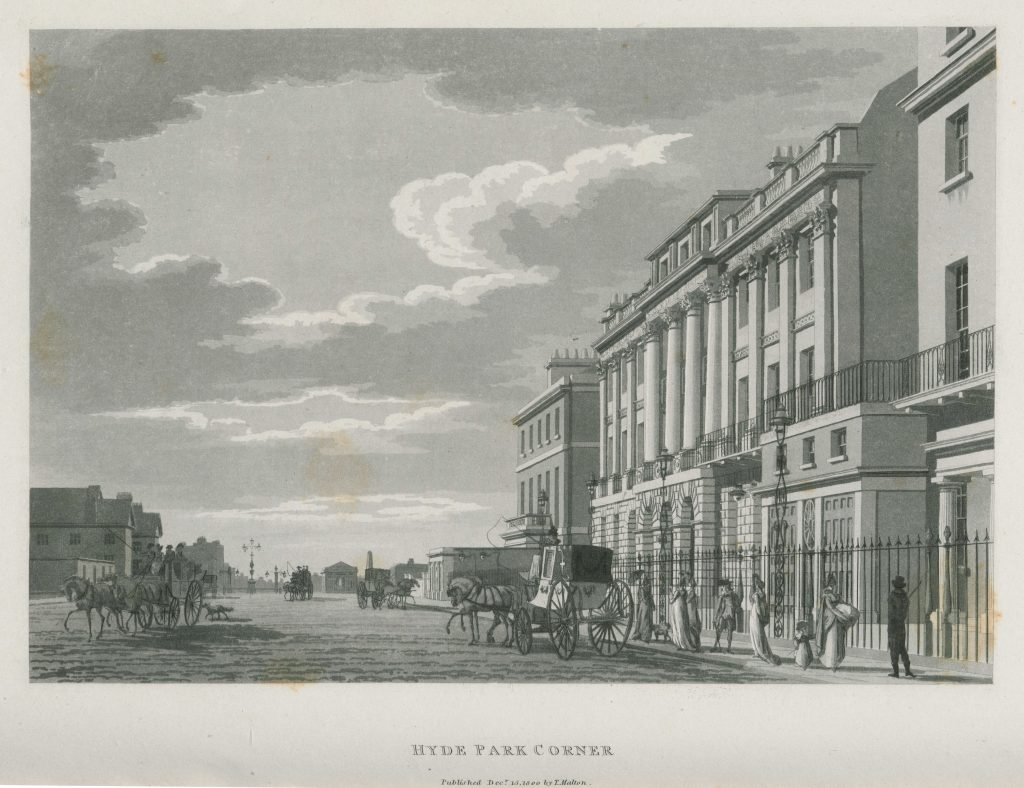 095 - Malton - Hyde Park Corner