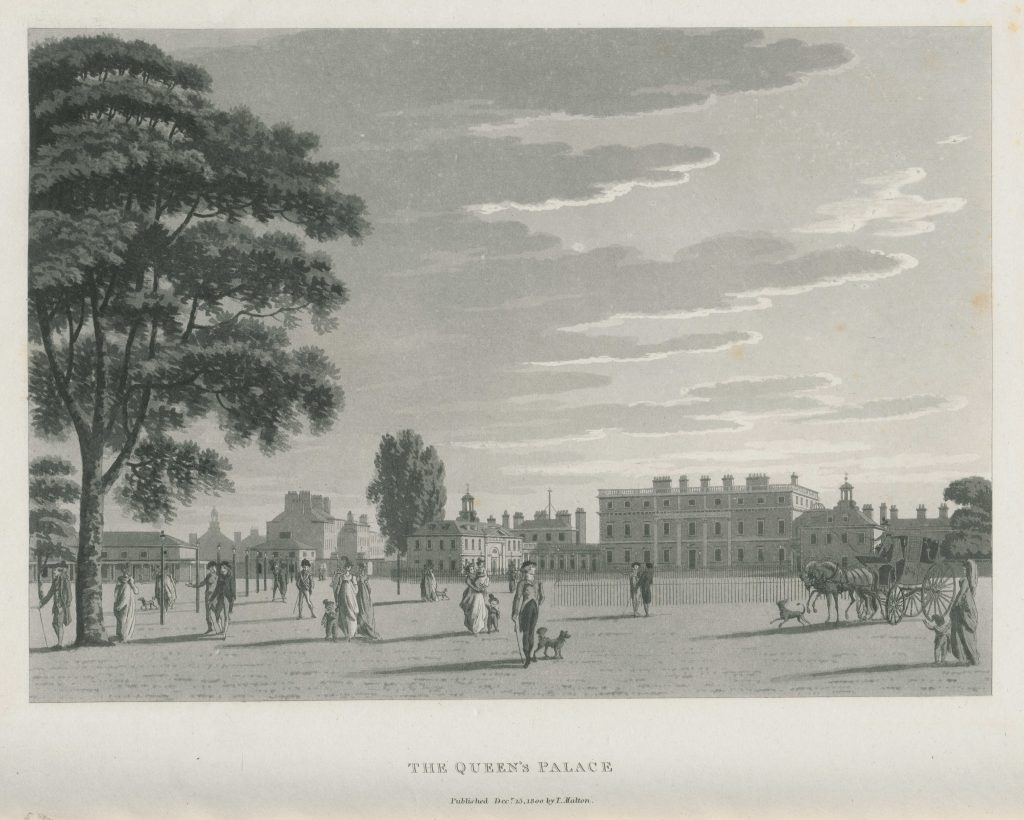 097 - Malton - The Queen's Palace