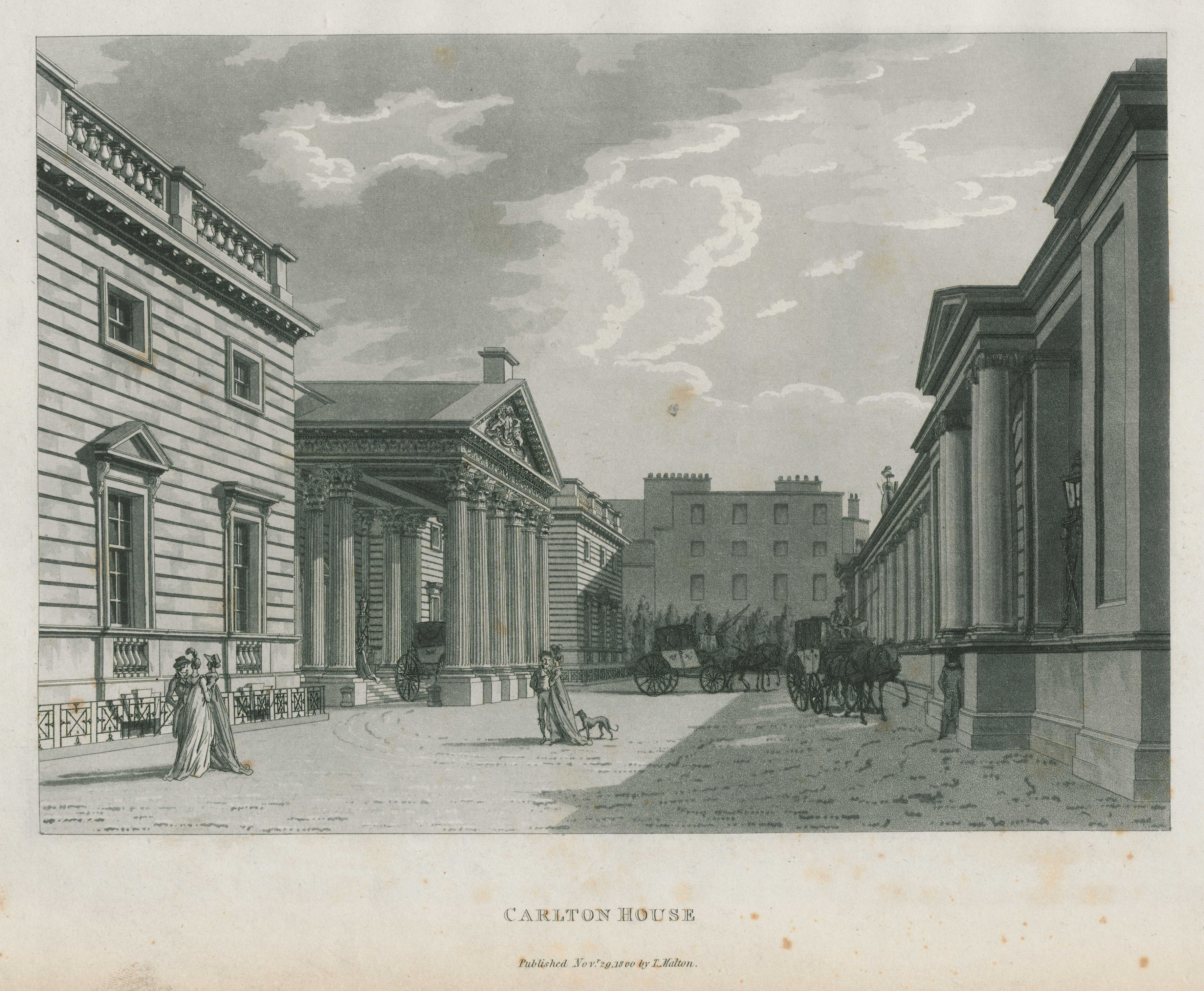 099 - Malton - Carlton House