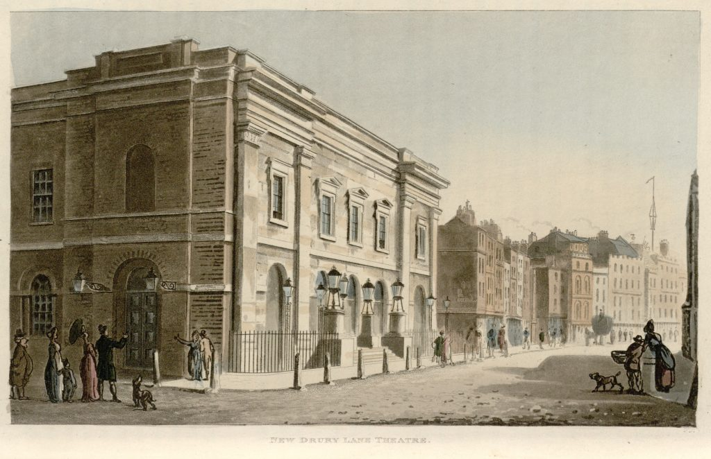 27 - Papworth - New Drury Lane Theatre