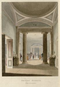 31 - Papworth - British Museum, New Building