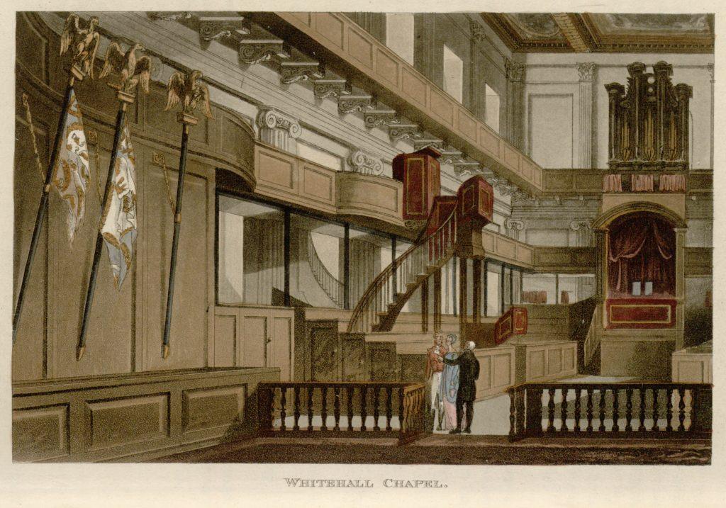 39 - Papworth - Whitehall Chapel