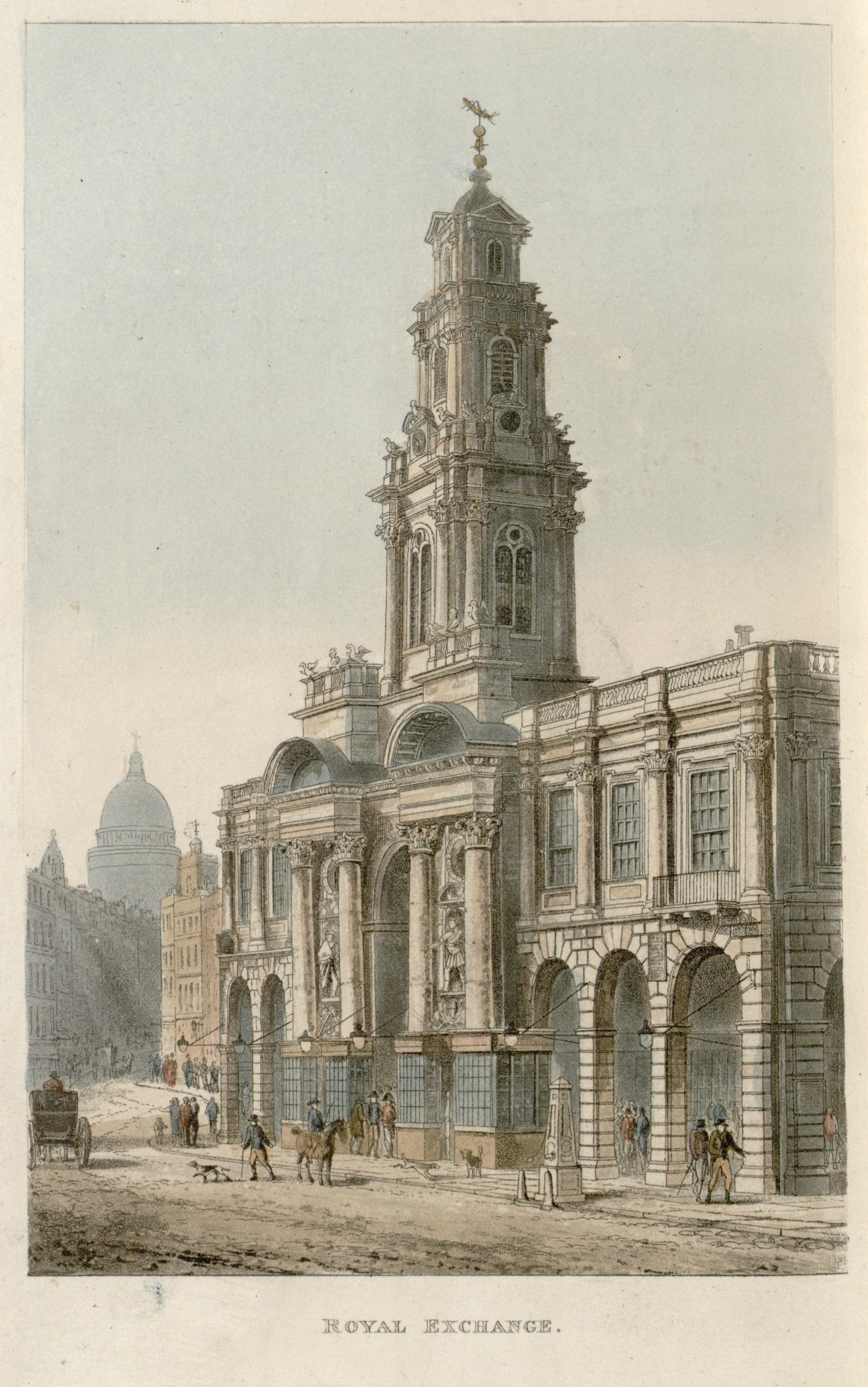55 - Papworth - Royal Exchange