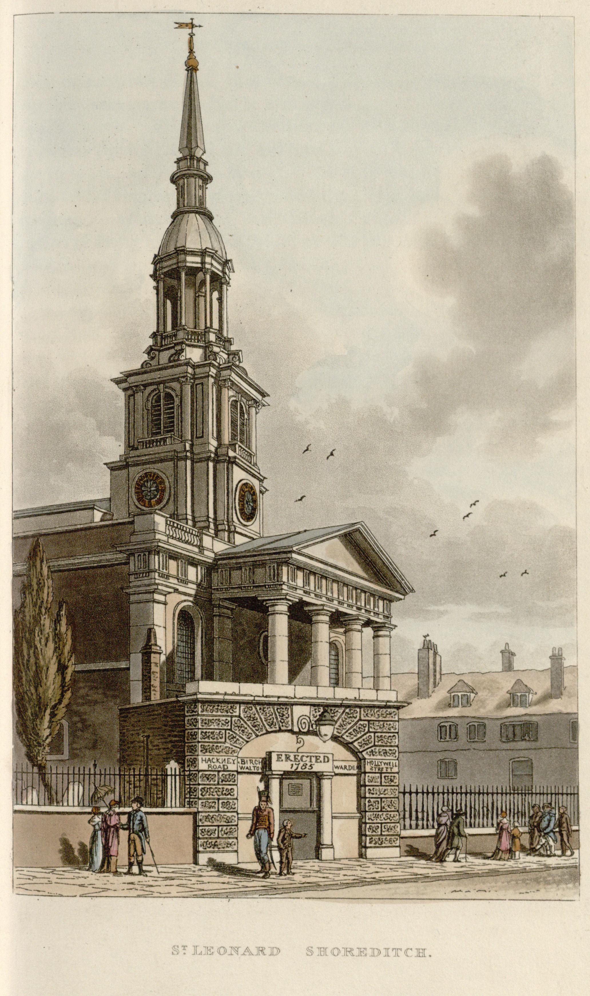 60 - Papworth - St Leonard Shoreditch
