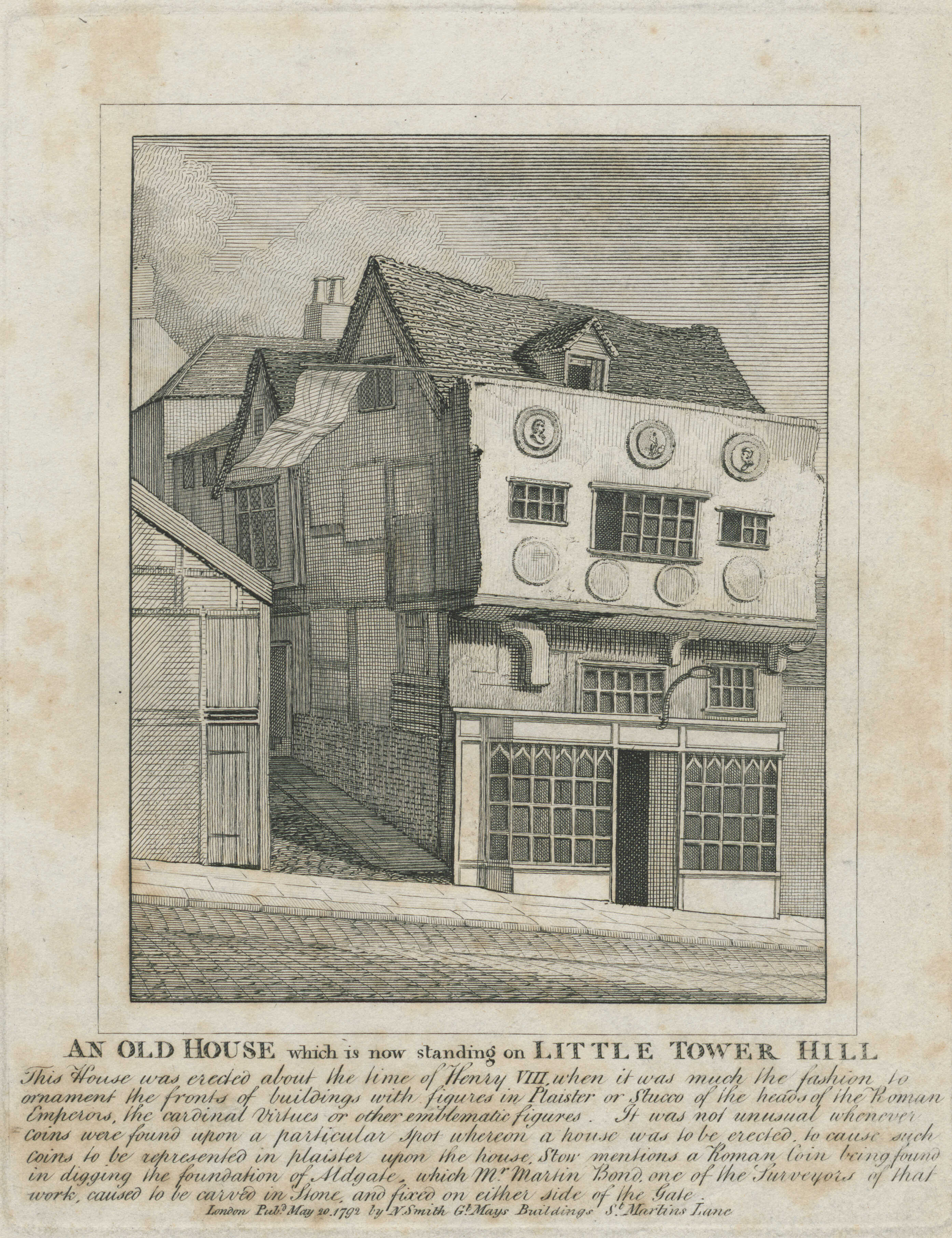 33-an-old-house-which-is-now-standing-on-little-tower-hill
