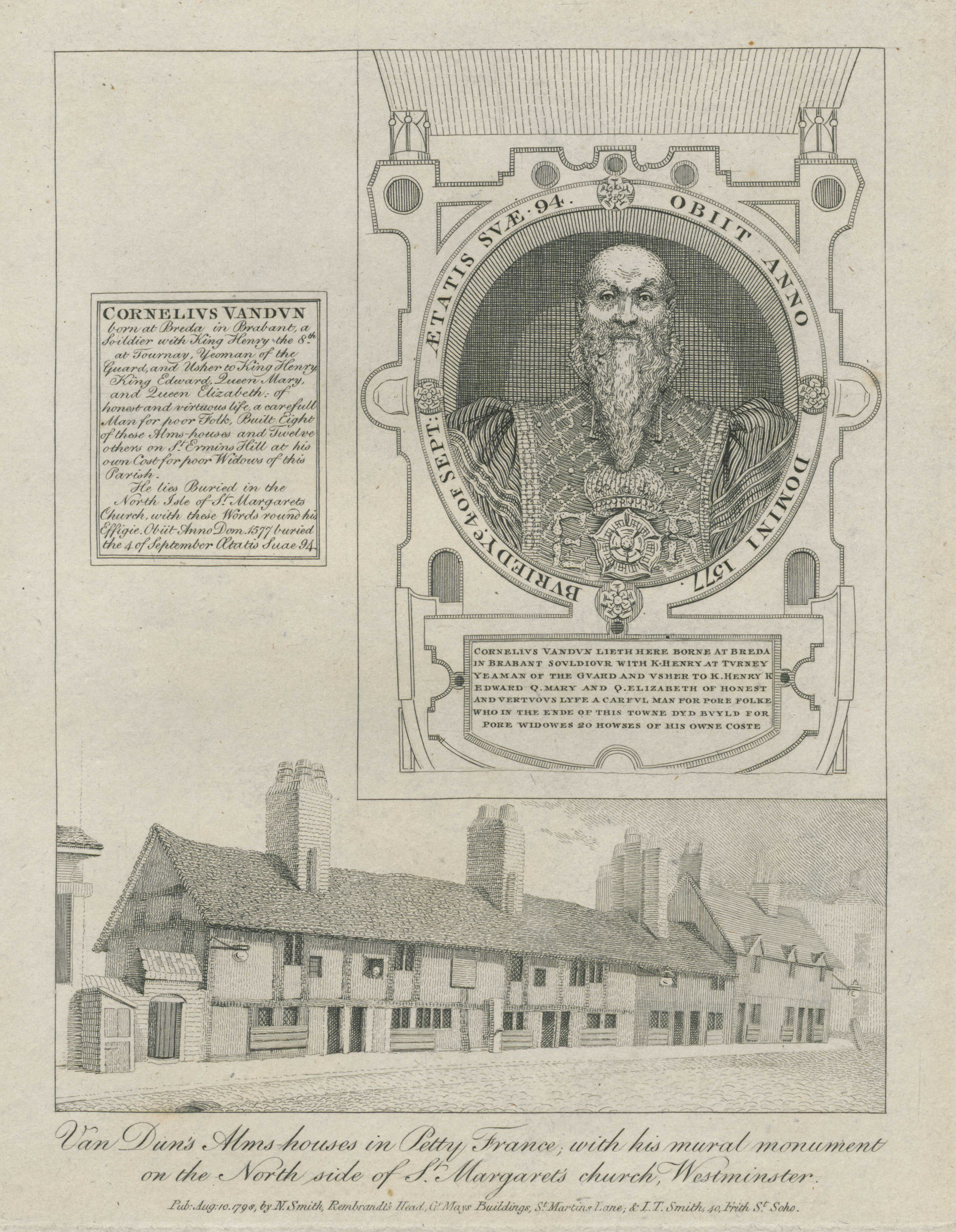 74-van-duns-alms-houses-in-petty-frace-with-his-mural-monument-on-the-north-side-of-st-margarets-church-westminster