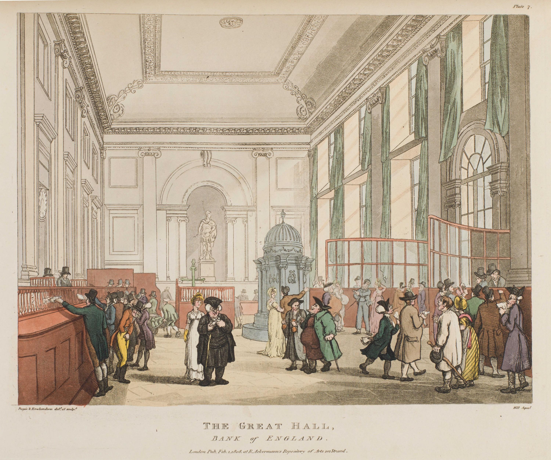 007 - The Great Hall, Bank of England