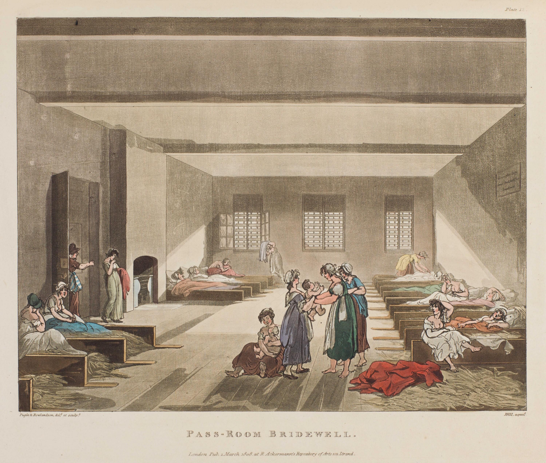 012 - Pass-Room, Bridewell