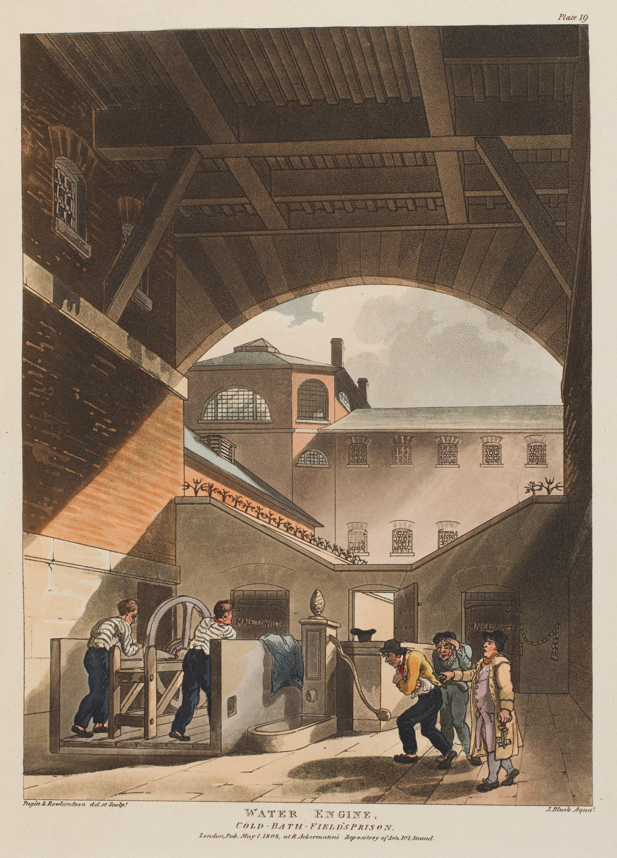019 - Water Engine, Cold-Bath-Fields Prison