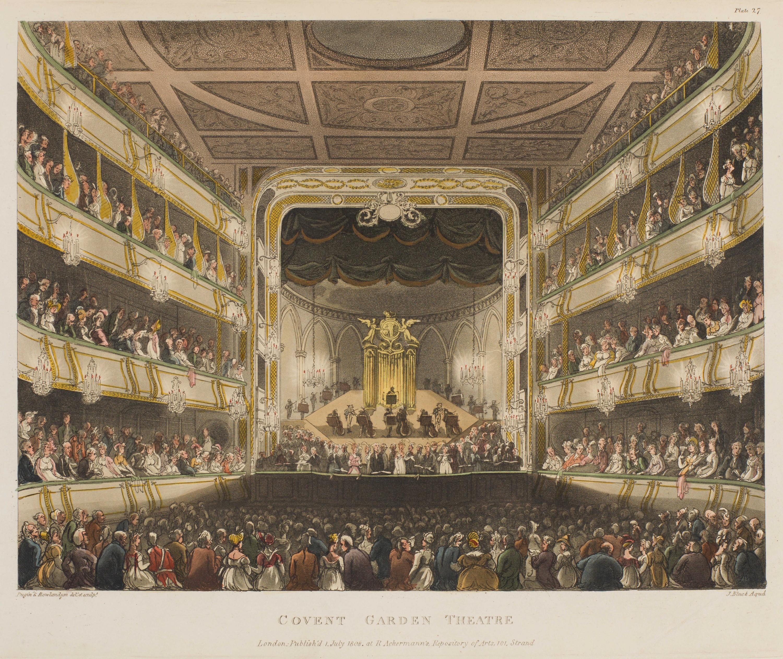 027 - Covent Garden Theatre