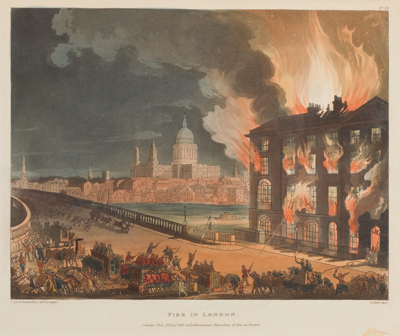 035 - Fire in London