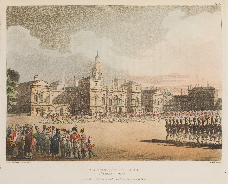 056-Mounting-Guard-St-Jamess-Park