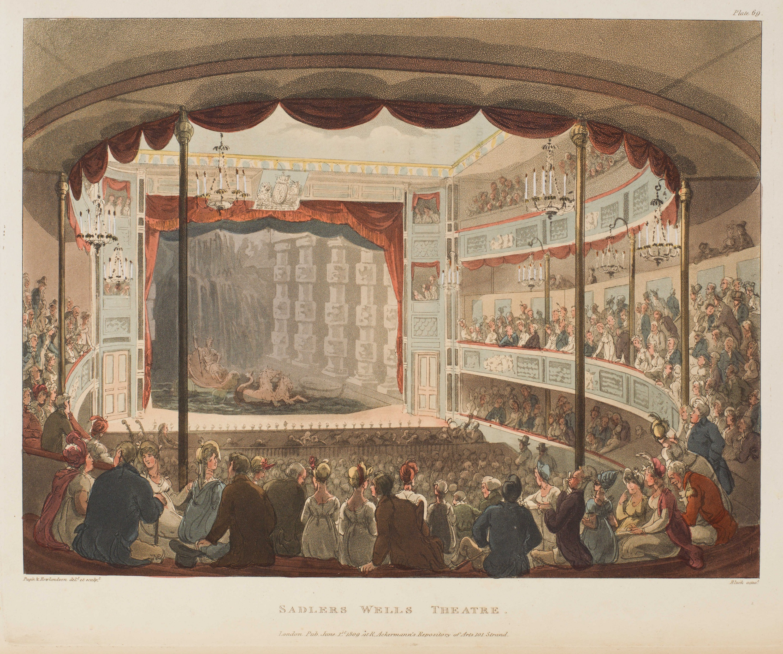 069 - Sadlers Wells Theatre