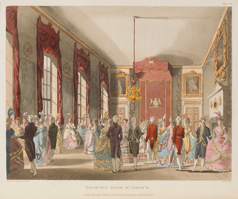 076 - Drawing Room, St Jamess