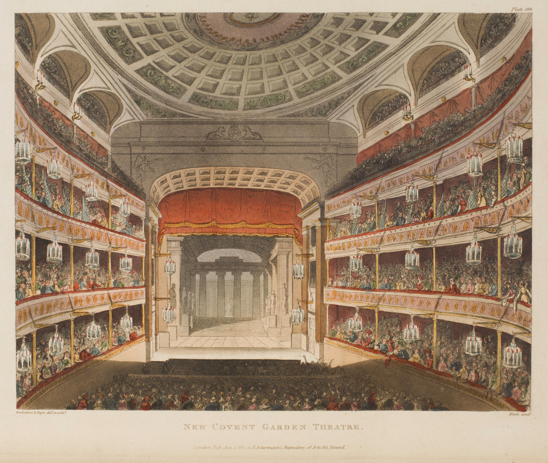 100 - New Covent Garden Theatre