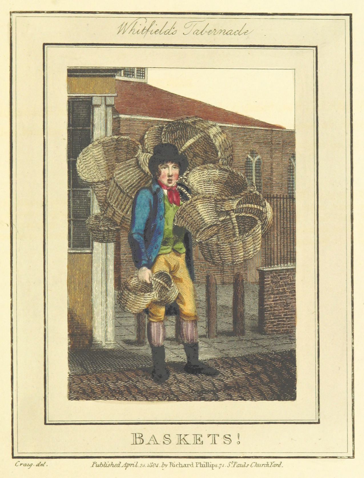 Phillips(1804)_p561_-_Whitfields_Tabernacle_-_Baskets
