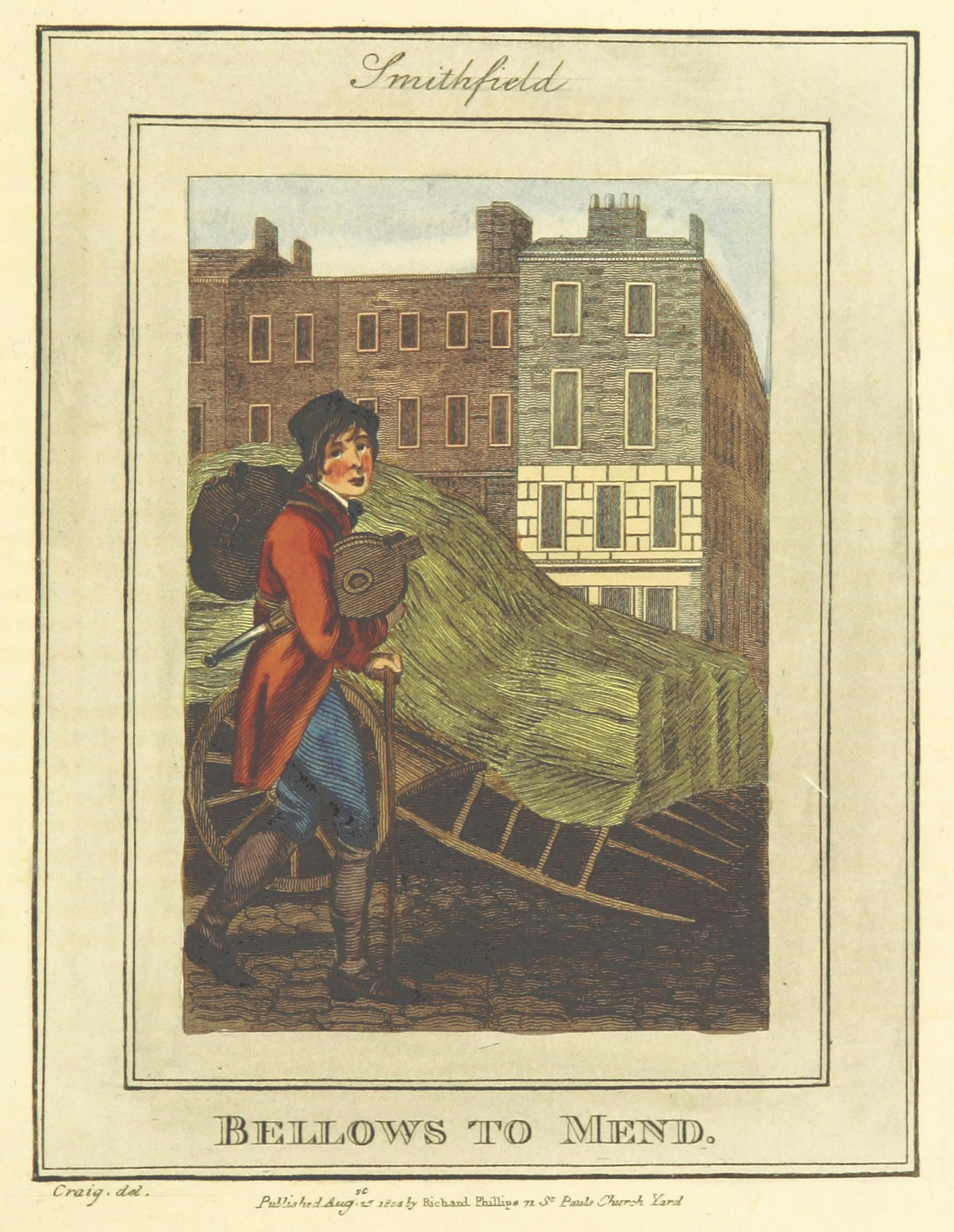 Phillips(1804)_p565_-_Smithfield_-_Bellows_to_Mend