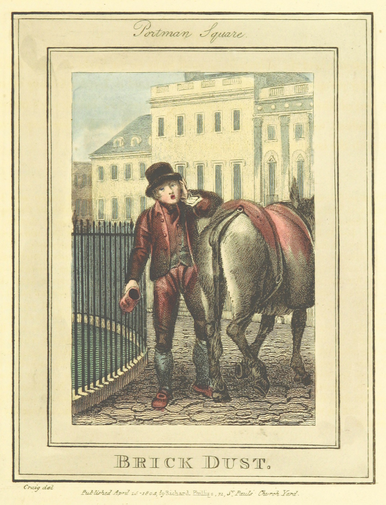 Phillips(1804)_p569_-_Portman_Square_-_Brick_Dust