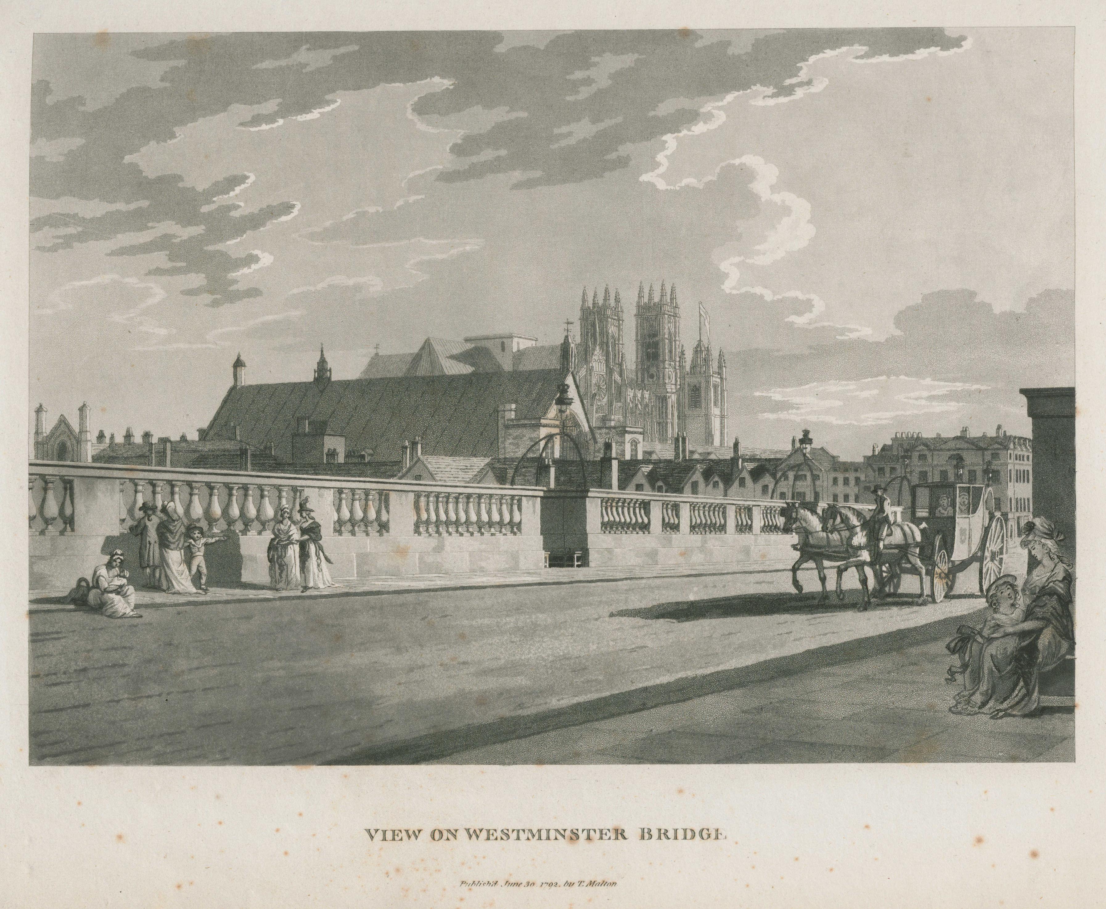 002 - Malton - View on Westminster Bridge