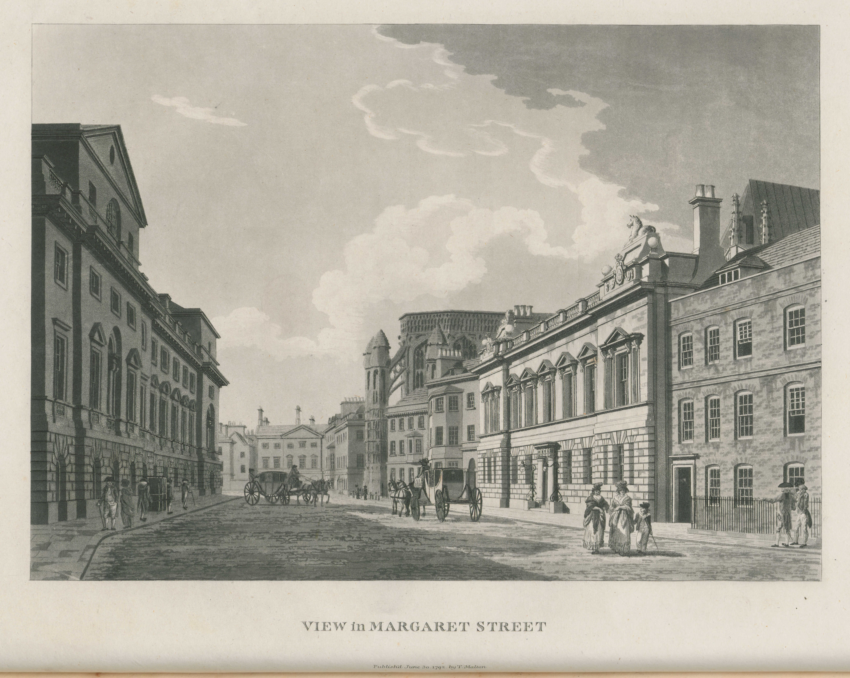 004 - Malton - View in Margaret Street