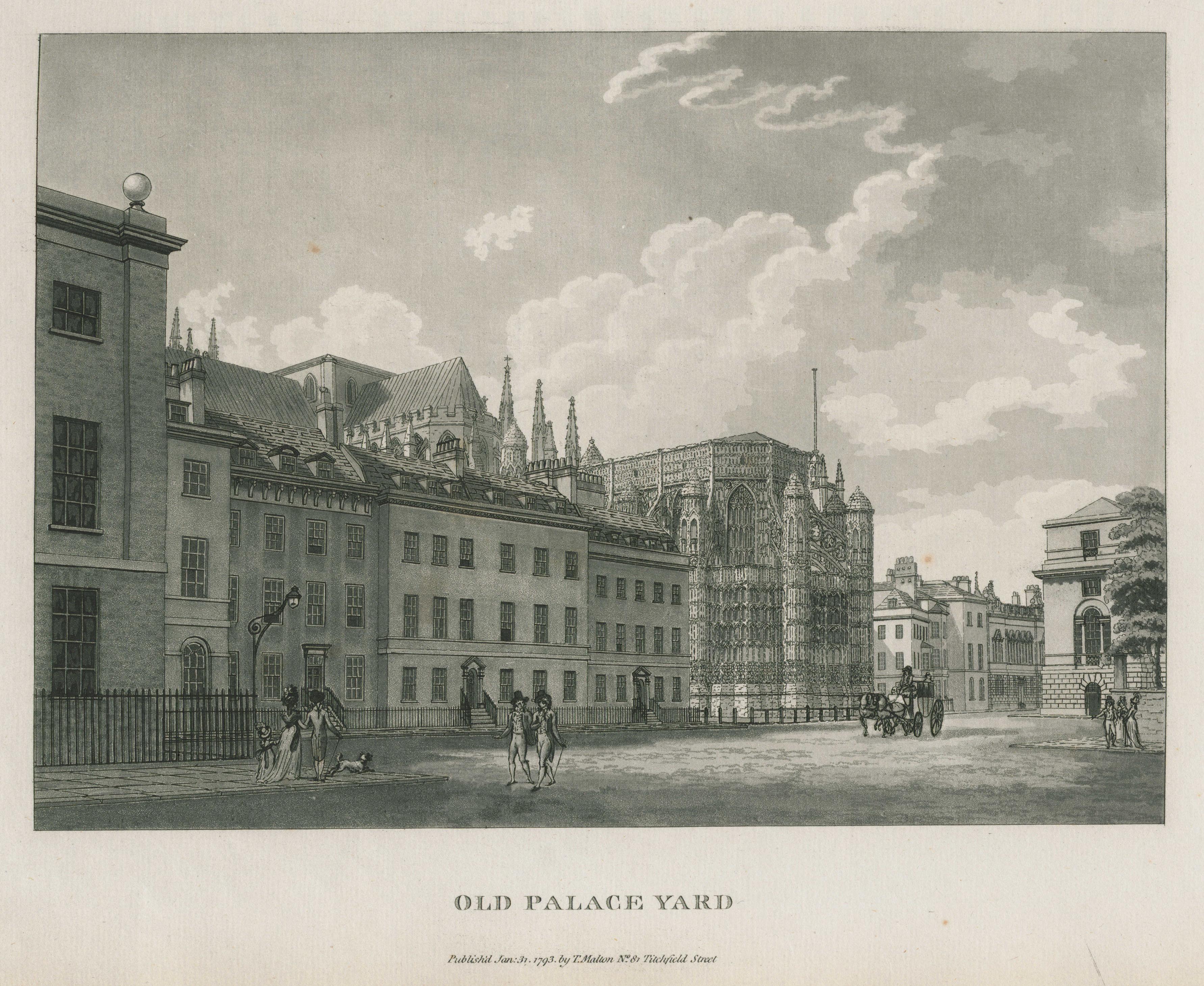 005 - Malton - Old Palace Yard