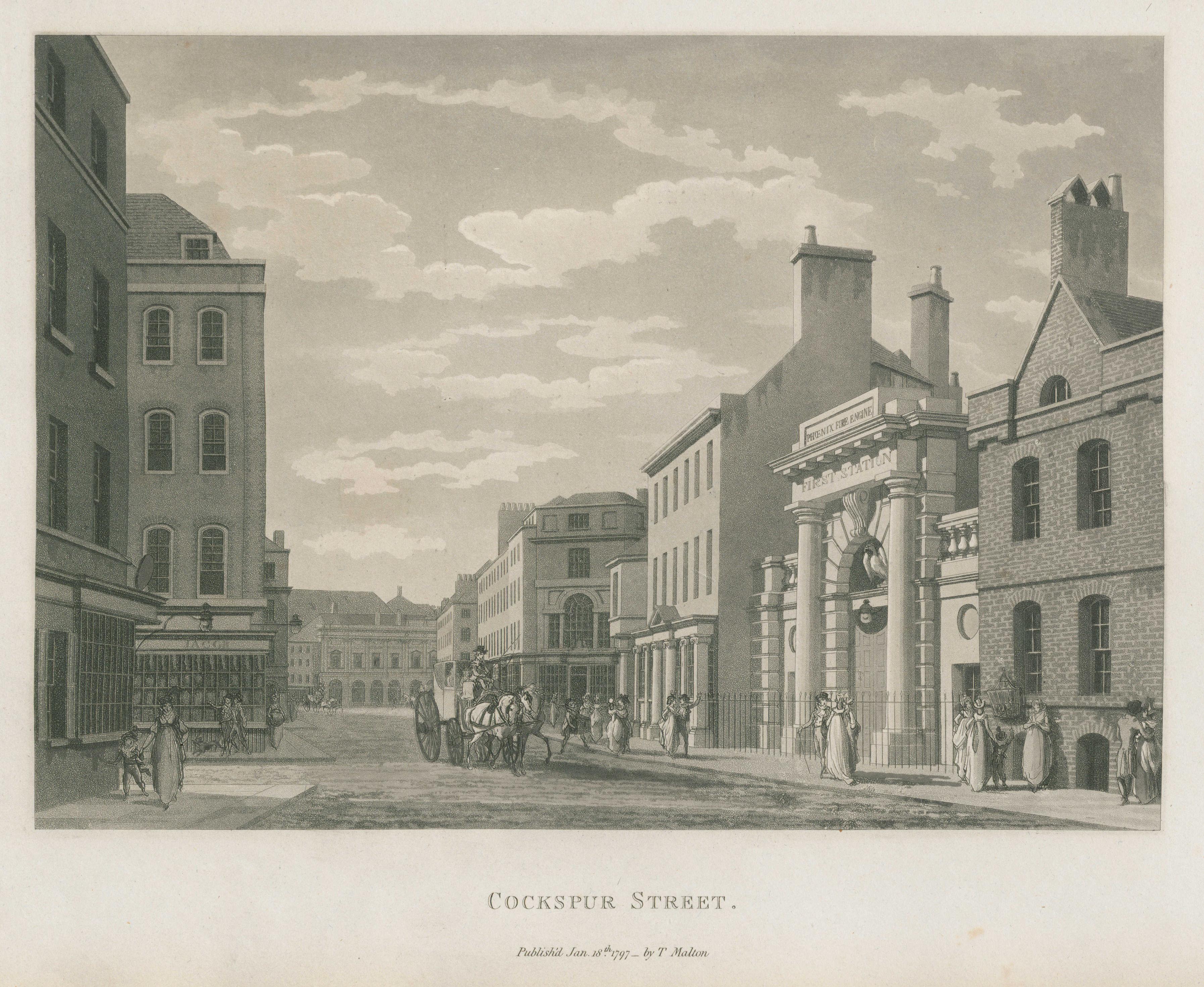 020 - Malton - Cockspur Street