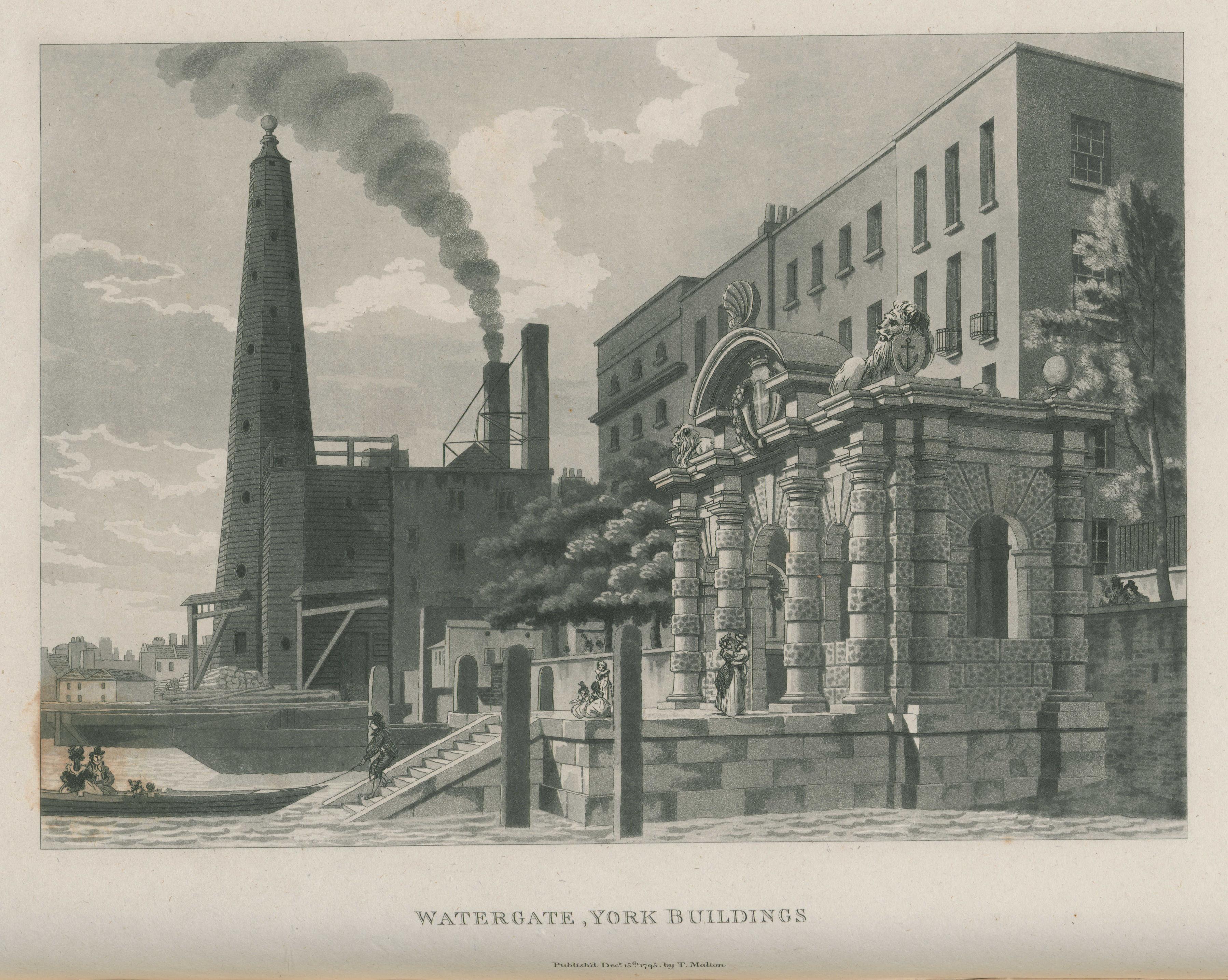 028 - Malton - Watergate, York Buildings