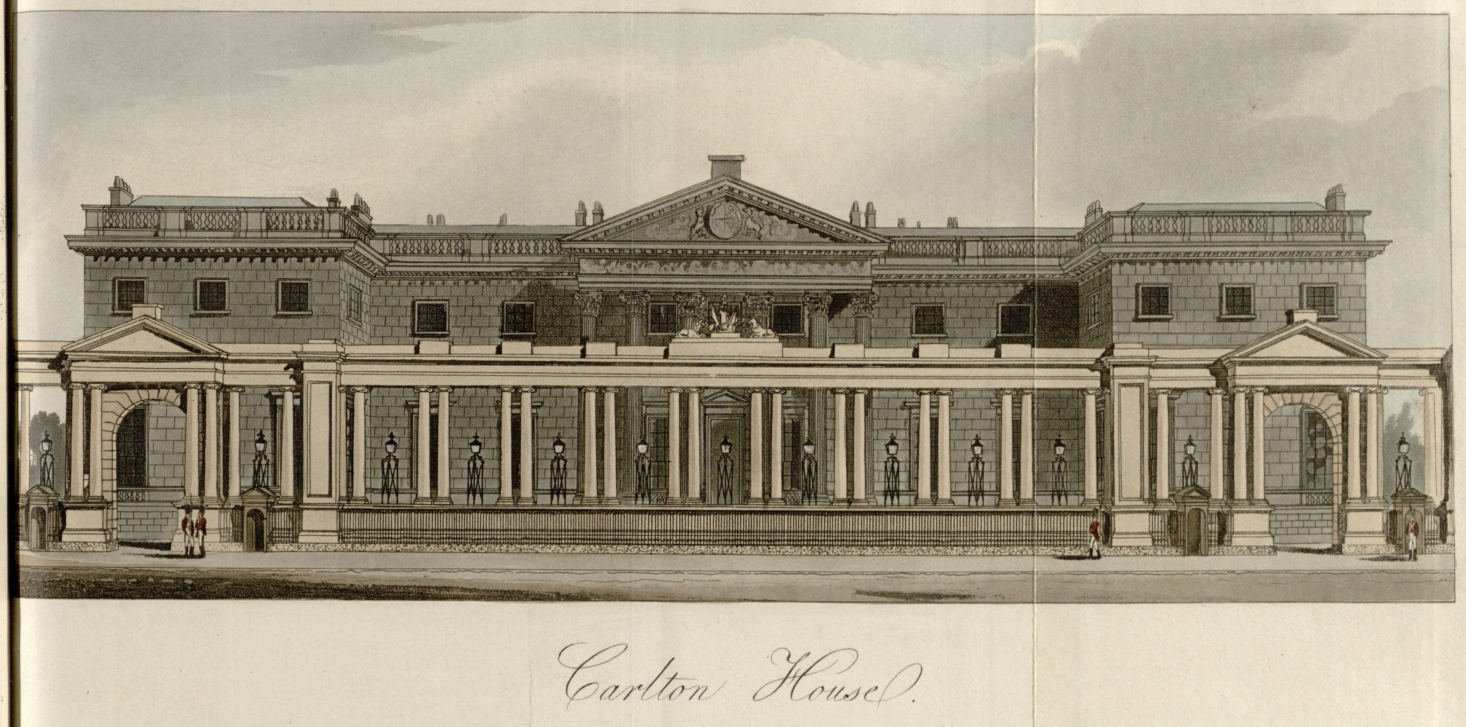 03 - Papworth - Carlton House